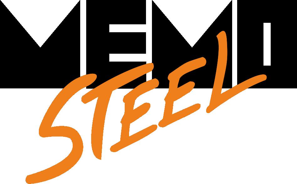 MEMO STEEL - Logo